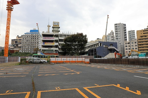 三田三・四丁目地区第一種市街地再開発事業 複合棟2