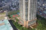 エルザタワー32から見たエルザタワー55
