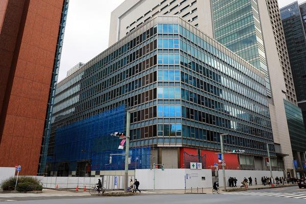 日本橋一丁目中地区第一種市街地再開発事業