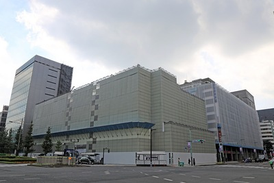 旧ブリヂストン本社ビル(永坂産業京橋1丁目ビル)