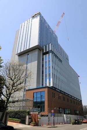 日本青年館・日本スポーツ振興センター本部棟