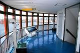 船の科学館からの眺め