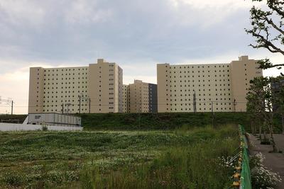 (仮称)新さっぽろ駅周辺地区G・I街区開発プロジェクト 住宅
