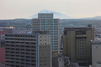 青森県観光物産館アスパムからの眺め