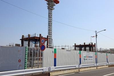 晴海五丁目西地区(2020東京五輪選手村)