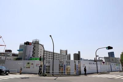 日本体育協会・日本オリンピック委員会新会館
