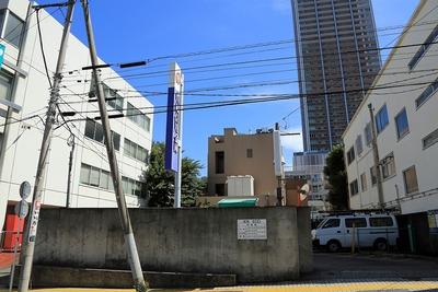 小杉町3丁目東地区第一種再開発事業