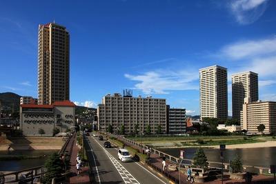 宝塚のタワーマンション