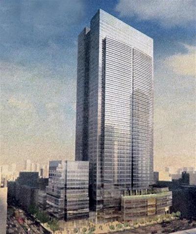 八重洲2丁目北地区第一種市街地再開発事業
