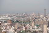 リバーハープタワーからの眺め