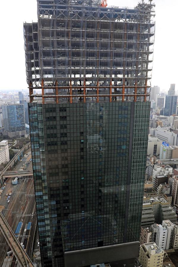 世界貿易センタービルディング南館