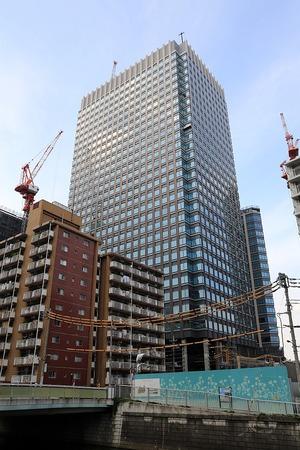 北品川五丁目第1地区第一種市街地再開発事業 超高層業務棟(A1棟)