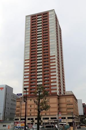 D'グラフォート浜松 D's Tower