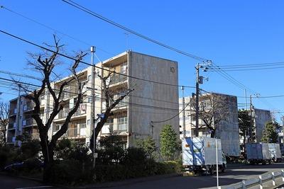 都営青山北町アパート