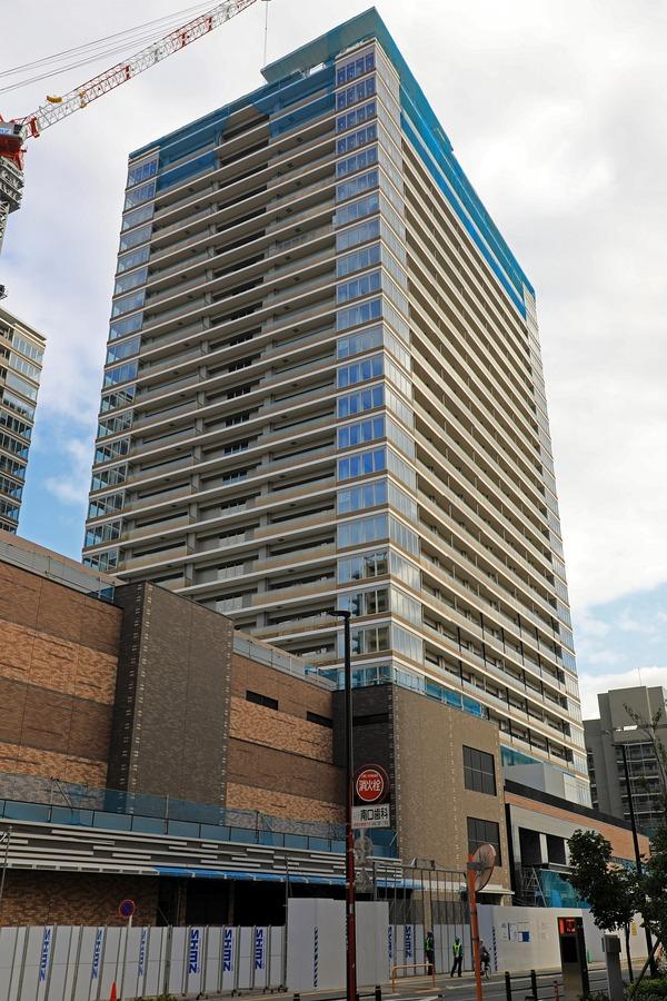 プラウドタワー武蔵小金井クロス WEST