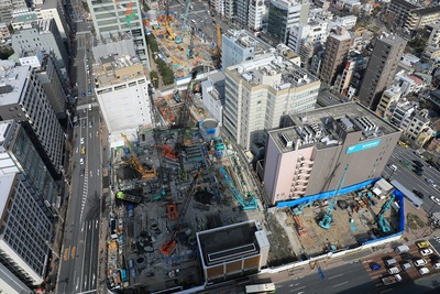 春日・後楽園駅前地区第一種市街地再開発事業