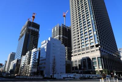 (仮称)日本橋二丁目地区第一種市街地再開発事業