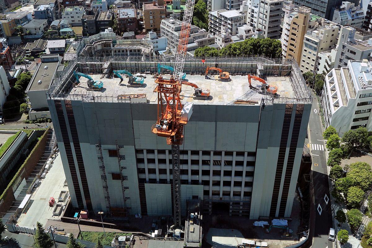 東京ミッドタウン : 超高層マン...