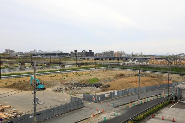 (仮称)聖蹟桜ヶ丘プロジェクト A敷地