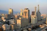 ホテルオークラ神戸からの眺め