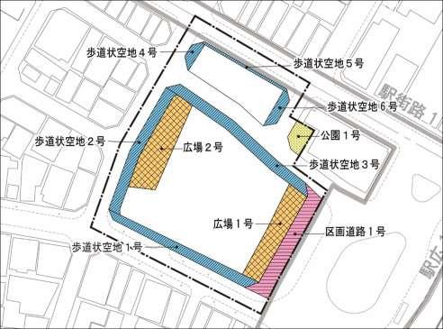 板橋駅西口地区市街地再開発事業