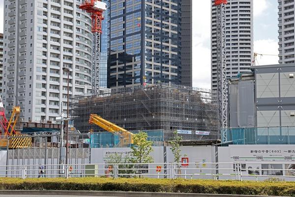 西新宿五丁目北地区防災街区整備事業 B棟