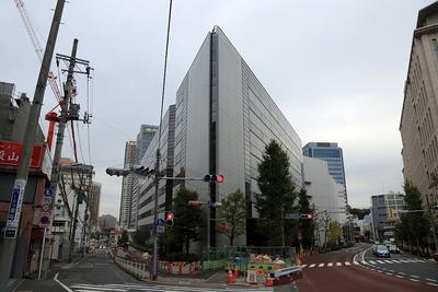 ソニー旧本社ビル(NSビル)