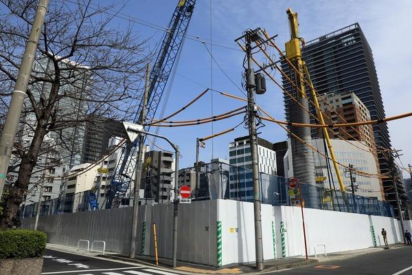 虎ノ門ヒルズ ステーションタワー B街区