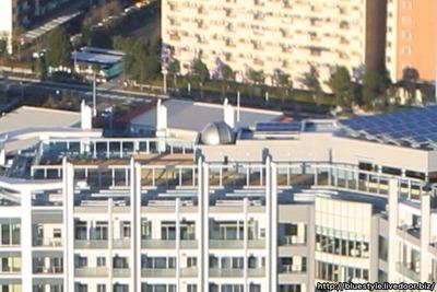 SKYZ TOWER & GARDENの天体観測ドーム