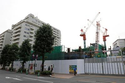 渋谷新公会堂