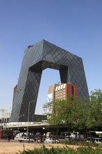 中国中央電視台本部ビル