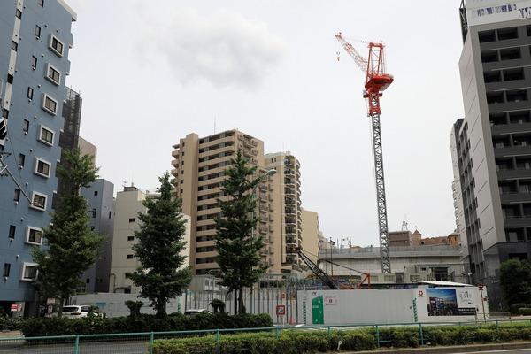 プレミストタワー白金高輪