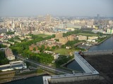 コーシャタワー佃からの眺め
