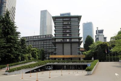 ホテルオークラ東京 本館