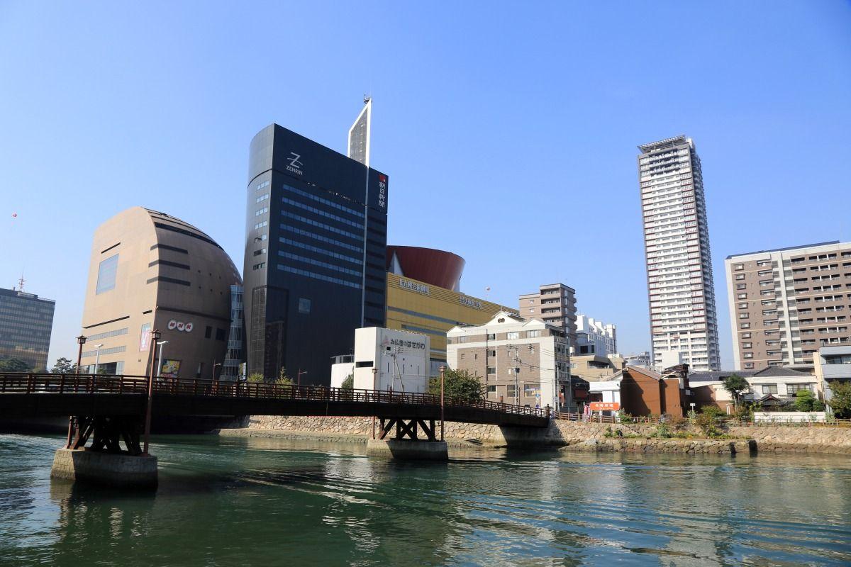 福岡県で一番高いマンション「小...