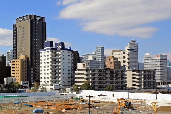 泉岳寺駅地区第二種市街地再開発事業