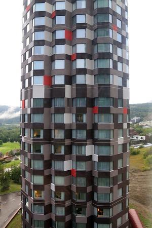 星野リゾート トマム ザ・タワーからの眺め