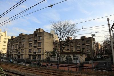 中野駅前住宅