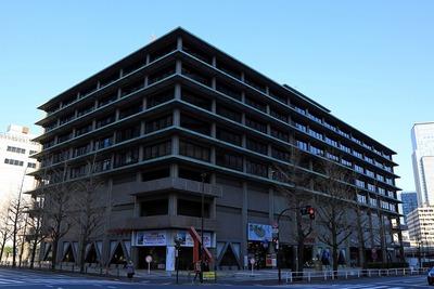 逓信ビル(通信総合博物館ていぱーく)