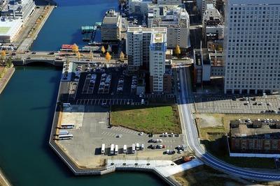 アパホテル&リゾート〈横浜ベイタワー〉の建設地