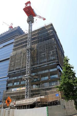 東京ガーデンテラス 住宅棟