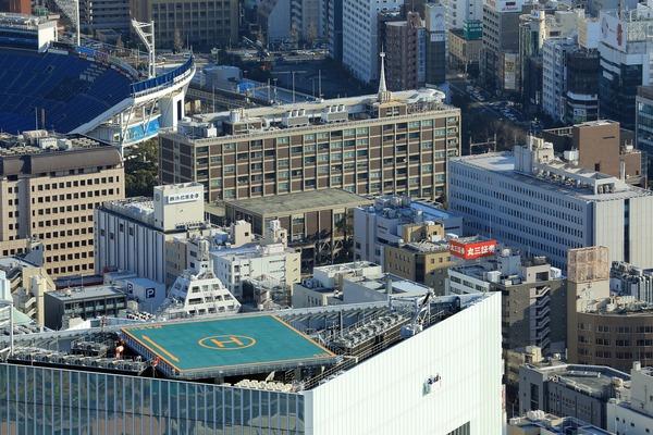 横浜市市庁舎
