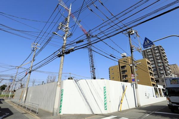シエリア大阪上町台パークタワー