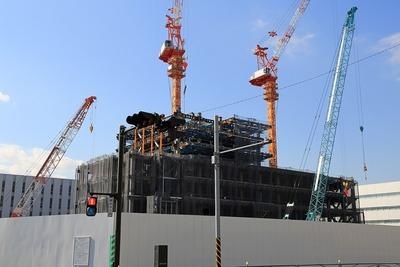 (仮称)キヤノン柳町プロジェクト 研究開発棟_20140315