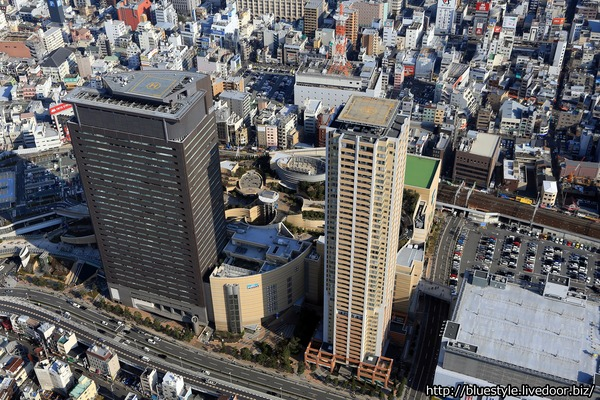 センタラグランドホテル大阪