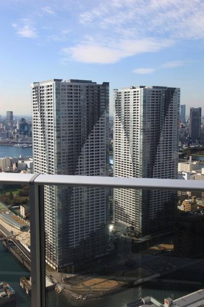 ベイシティ晴海 スカイリンクタワーからTHE TOKYO TOWERS