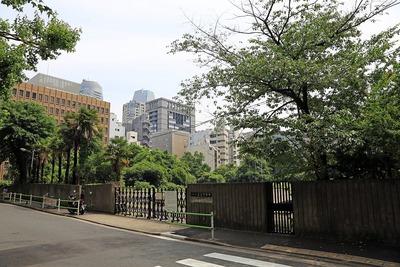 気象庁虎ノ門庁舎(仮称)・港区立教育センター