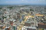 浜松アクトタワーからの眺め