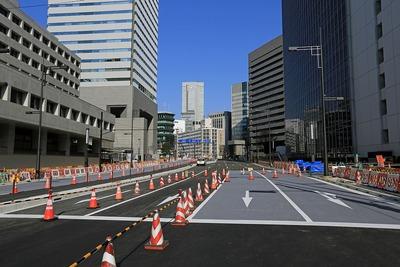 環状2号線(新虎通り)