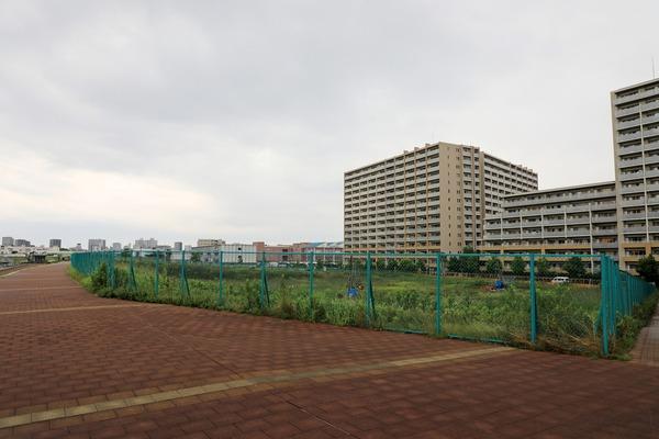 千住大橋駅周辺地区 F街区